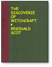 Discoverie of Witchcraft, The (Scott)