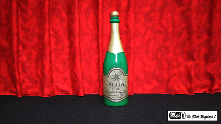 Vanishing Champagne Bottle by Mr. Magic - Trick