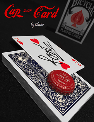Cap your Card by Olivier Pont - Trick